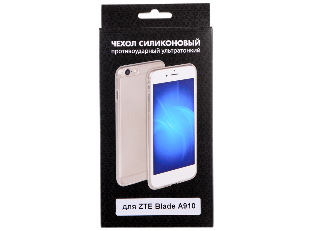 Силиконовый чехол для ZTE Blade A910 DF zCase-07 kilian in the city of sin