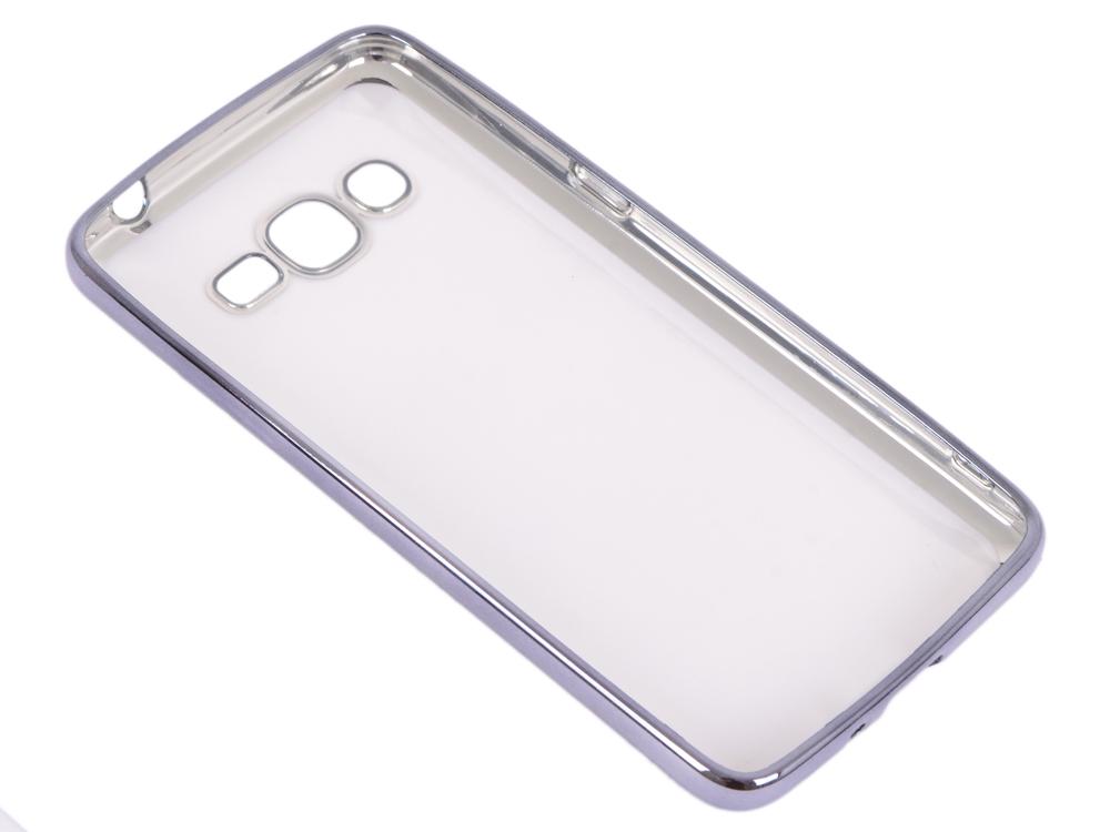 Силиконовый чехол с рамкой для Samsung Galaxy J2 Prime/Grand Prime (2016) DF sCase-36 (space gray) все цены