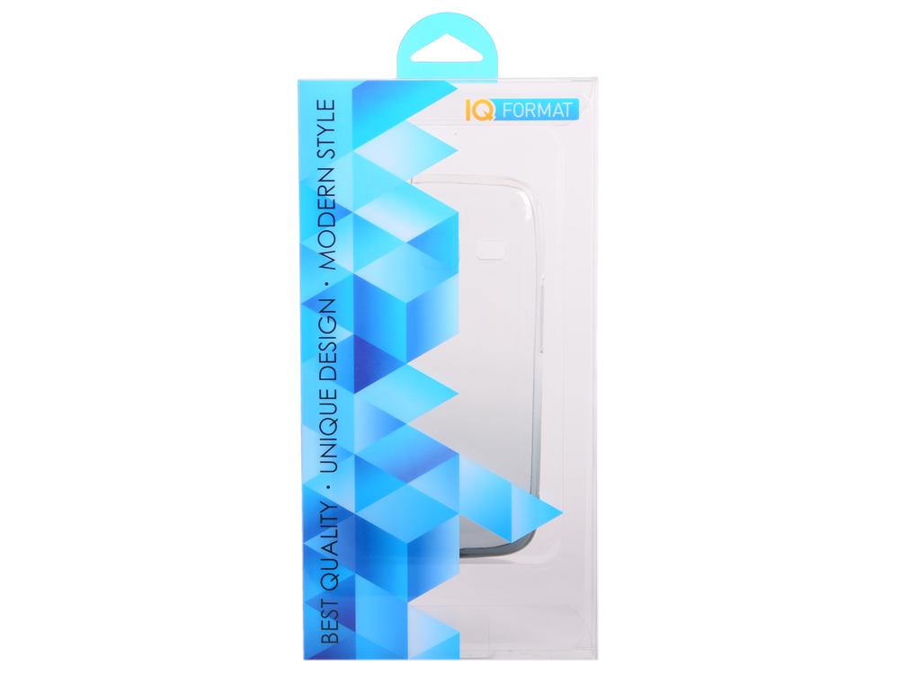 Крышка задняя для Samsung Galaxy J1 mini/J105F Силикон Серый чехол крышка skinbox slim silicone для samsung galaxy j1 2016 прозрачный