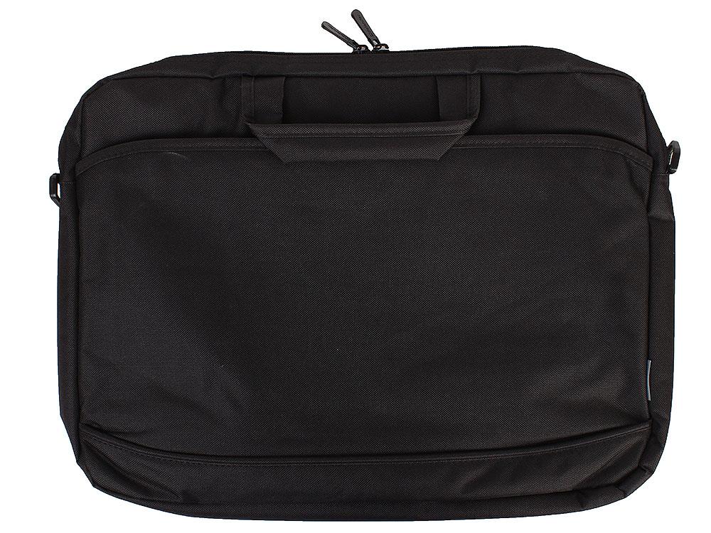 Сумка для ноутбука Defender Monte 17'' черный, органайзер недорого