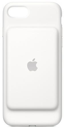 Чехол с аккумулятором для Apple iPhone 7 Smart Battery Case - White (белый) цена