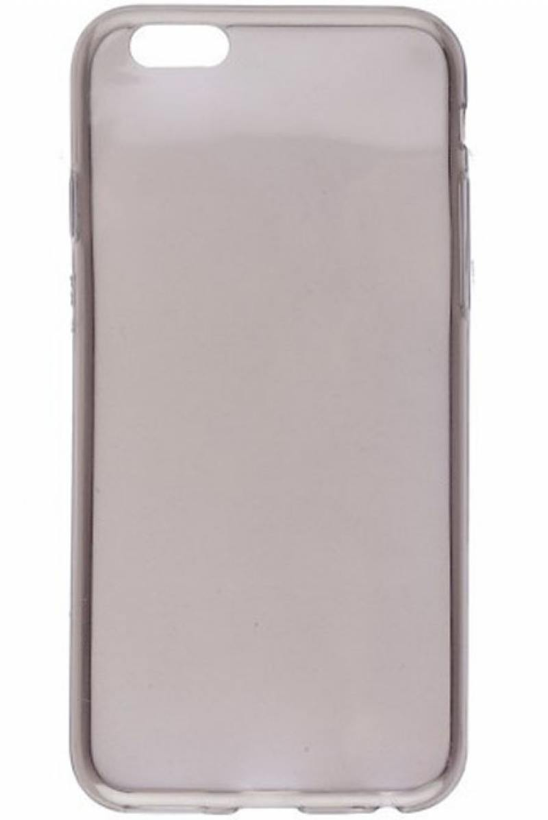 цена Накладка Auzer GAI 6 TPU для iPhone 6 чёрный