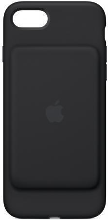 Чехол с аккумулятором для Apple iPhone 7 Smart Battery Case - Black (черный) блузка женская silvian heach benifato цвет черный синий pga18120bl black navy размер l 46