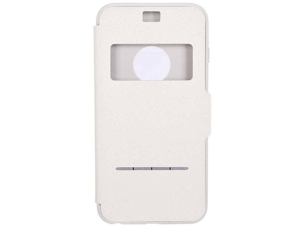 Чехол-книжка Moshi SenseCover для iPhone 6 Plus iPhone 6S Plus бежевый 99MO072102 все цены