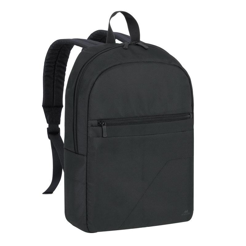 """Рюкзак для ноутбука 15.6"""" Riva 8065 полиэстер черный"""