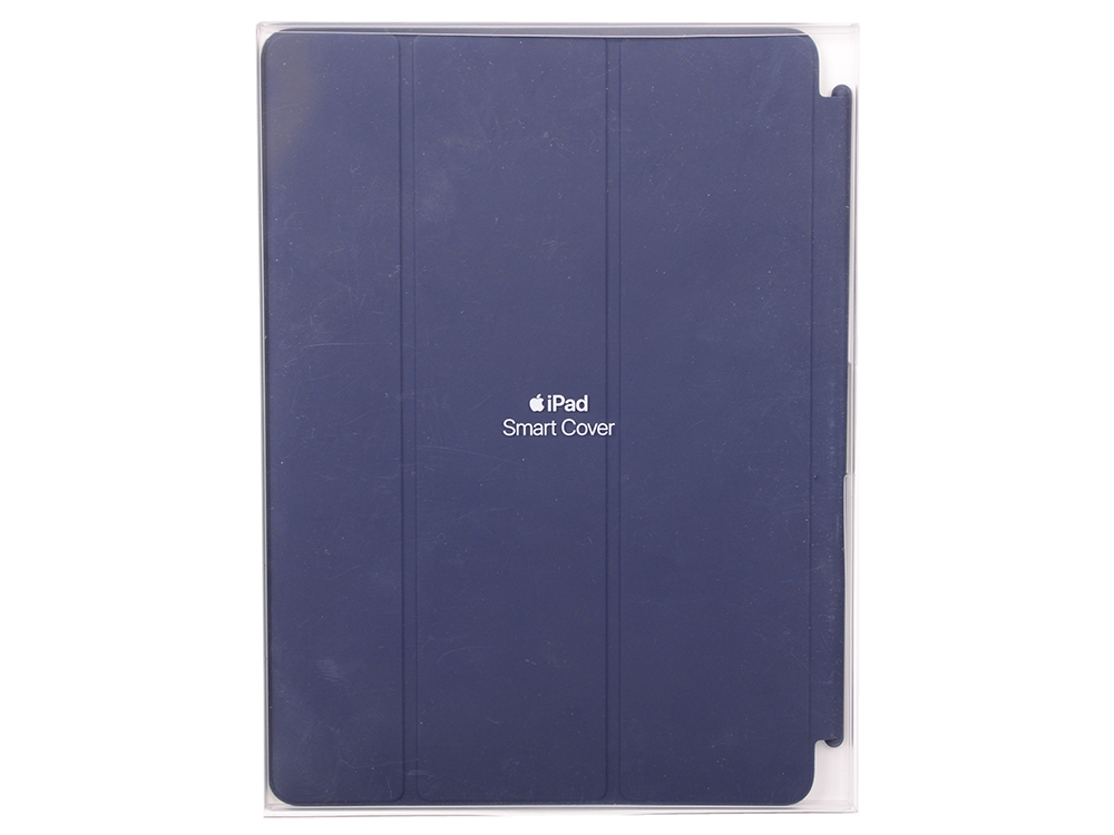 цена на Чехол-книжка для iPad Air/iPad Air 2 Smart Cover Midnight Blue флип, полиуретан