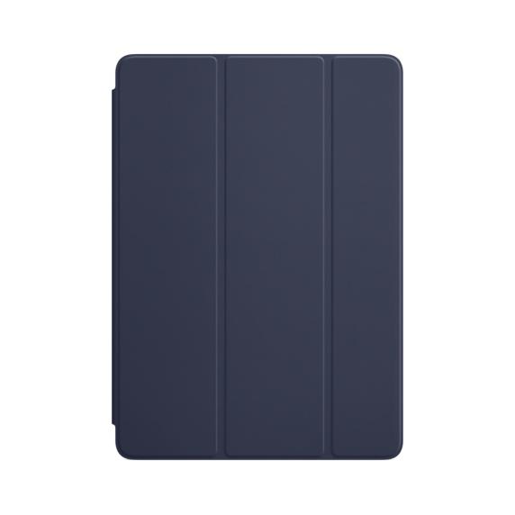Чехол-книжка для iPad Air/iPad Air 2 Smart Cover Midnight Blue флип, полиуретан чехол подставка apple ipad smart cover для apple ipad ipad air ipad air 2 покрытие софт тач белый