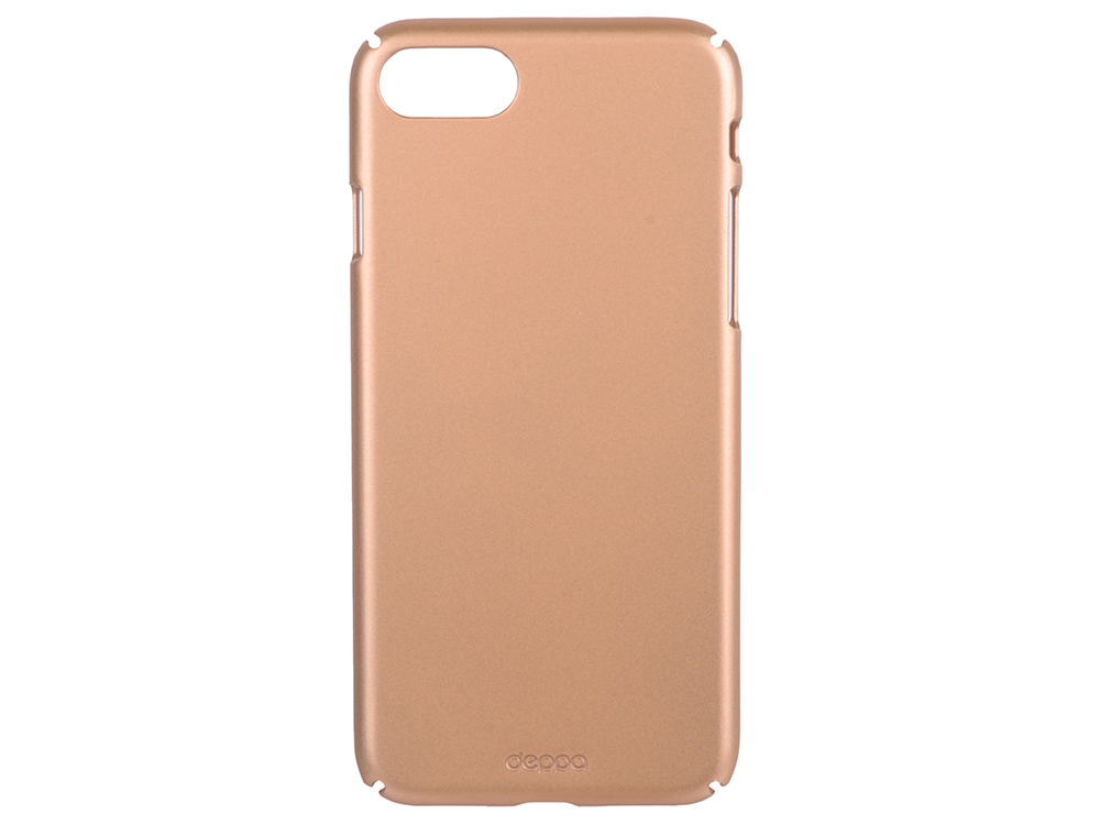 Чехол Deppa Air Case для Apple iPhone 7/8, золотой