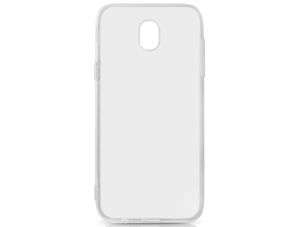 Чехол-накладка для Samsung Galaxy J7 (2017) DF sCase-48 клип-кейс, прозрачный, полиуретан все цены