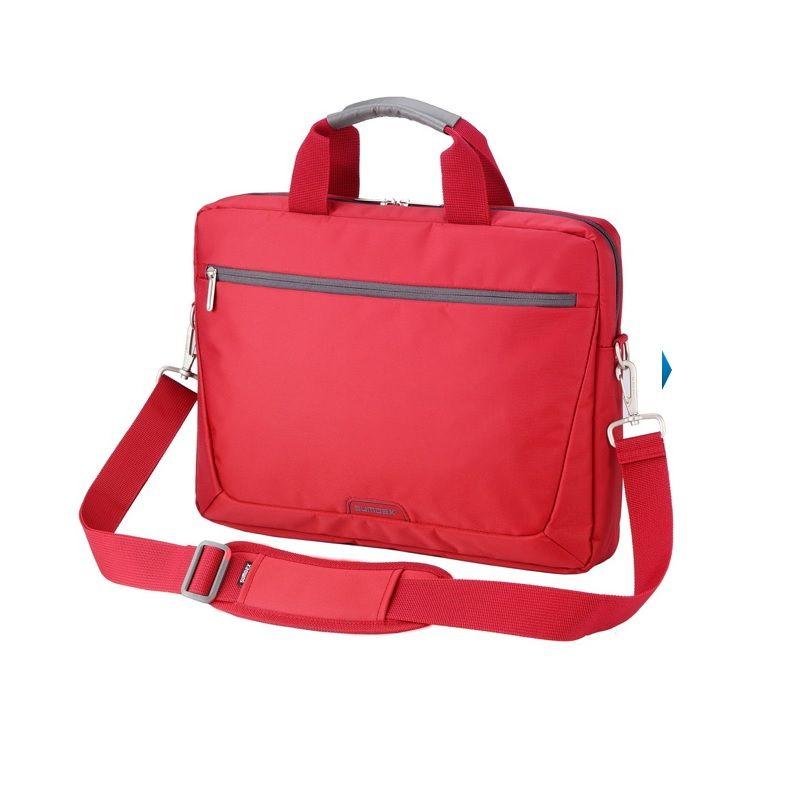 Сумка для ноутбука 15.6 Sumdex PON-111RD нейлон красный цена