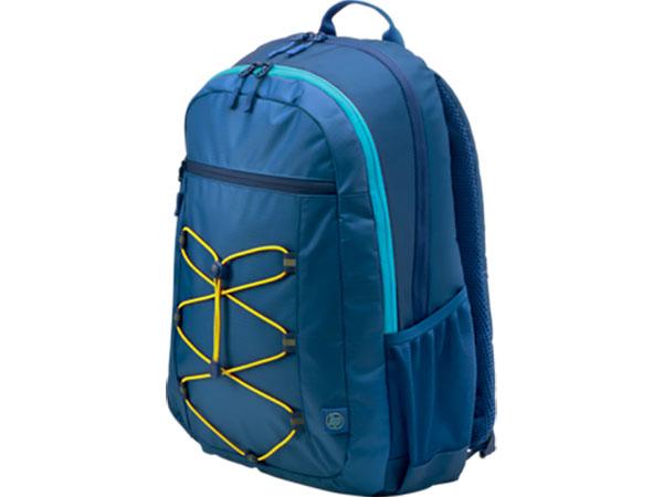 Рюкзак для ноутбука HP 15.6 Active Blue/Yellow Backpack 1LU24AA hp 85 c9420a blue