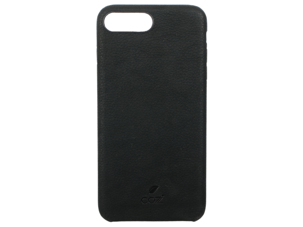Чехол Cozistyle Cozi Green Case for iP7 Plus-Black cozistyle plastic shell cpsa1310 black