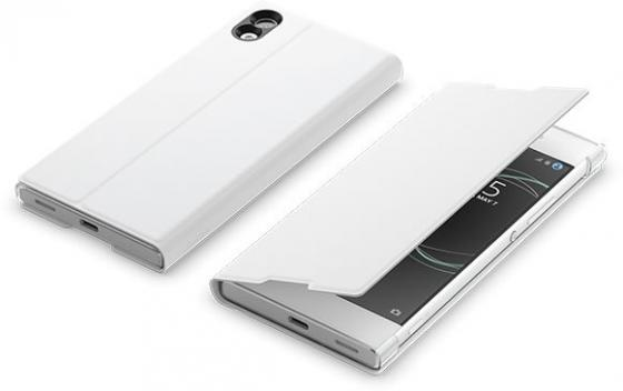 Чехол SONY SCSG30 для Xperia SM11 белый цена и фото
