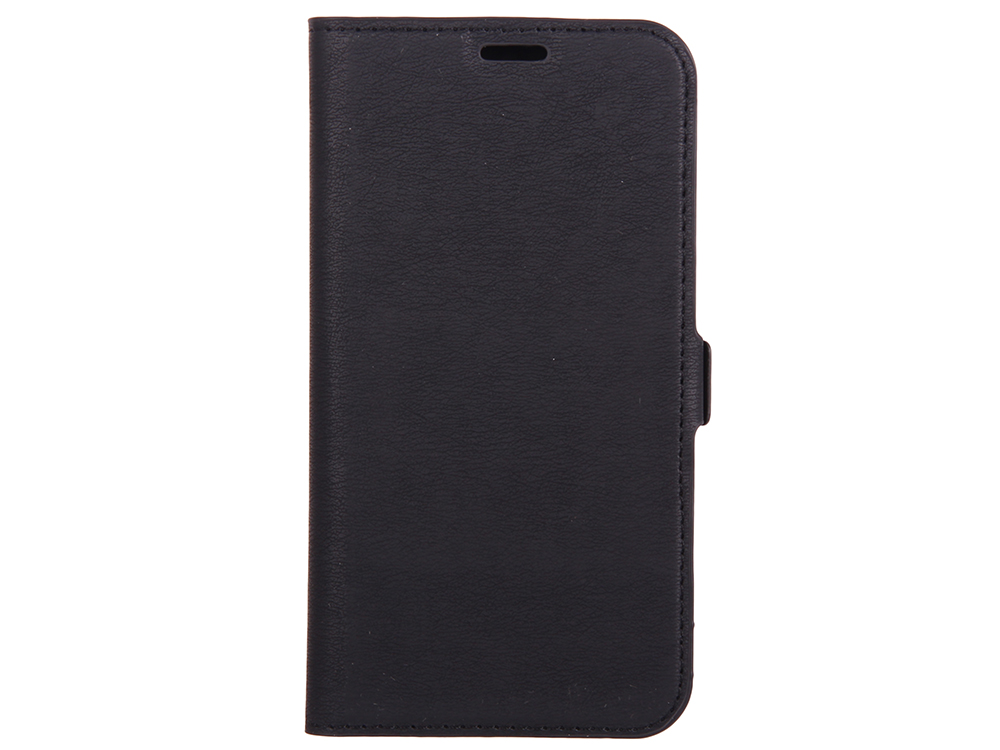 Чехол-книжка для iPhone X DF iFlip-02 флип, искусственная кожа чехол книжка для nokia x x ibox premium black флип искусственная кожа