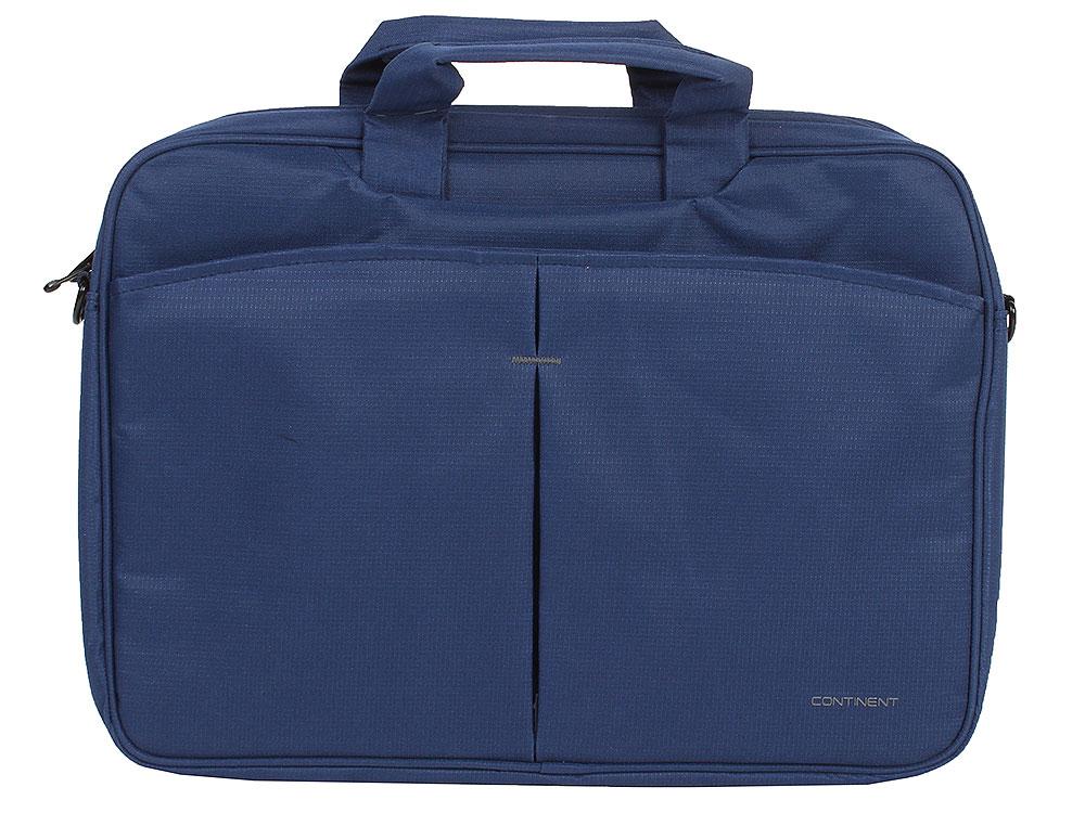 Сумка для ноутбука Continent CC-012 Blue 15.6