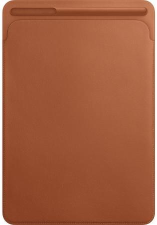 Чехол для планшета Apple Leather Sleeve для iPad Pro 10.5 золотисто-коричневый MPU12ZM/A