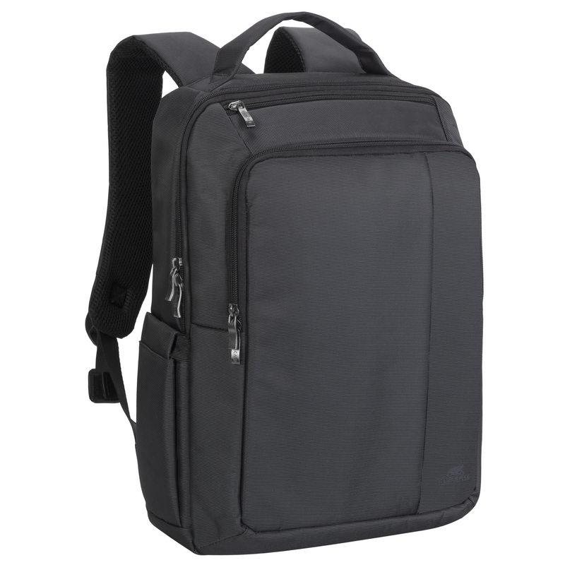 Рюкзак для ноутбука 15.6 Riva 8262 полиэстер черный сумка для ноутбука 13 3 riva 7520 полиэстер черный