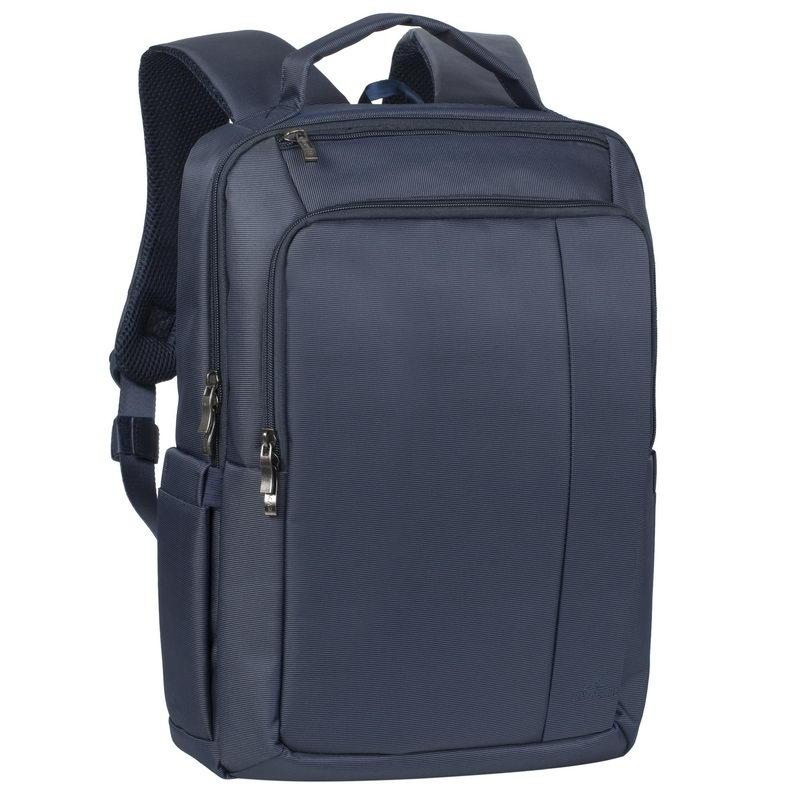 Рюкзак для ноутбука 15.6 Riva 8262 полиэстер синий рюкзак мужской quiksilver everydaypostemb m eqybp03501 bng0 королевский синий