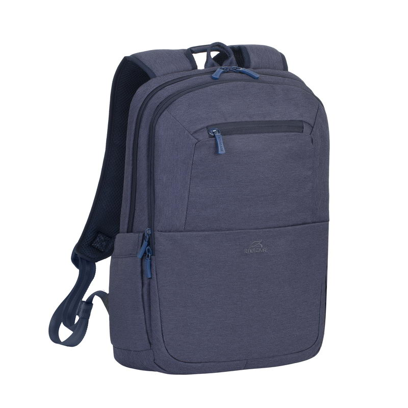 Рюкзак для ноутбука 15.6 Riva 7760 полиэстер синий рюкзак мужской quiksilver everydaypostemb m eqybp03501 bng0 королевский синий