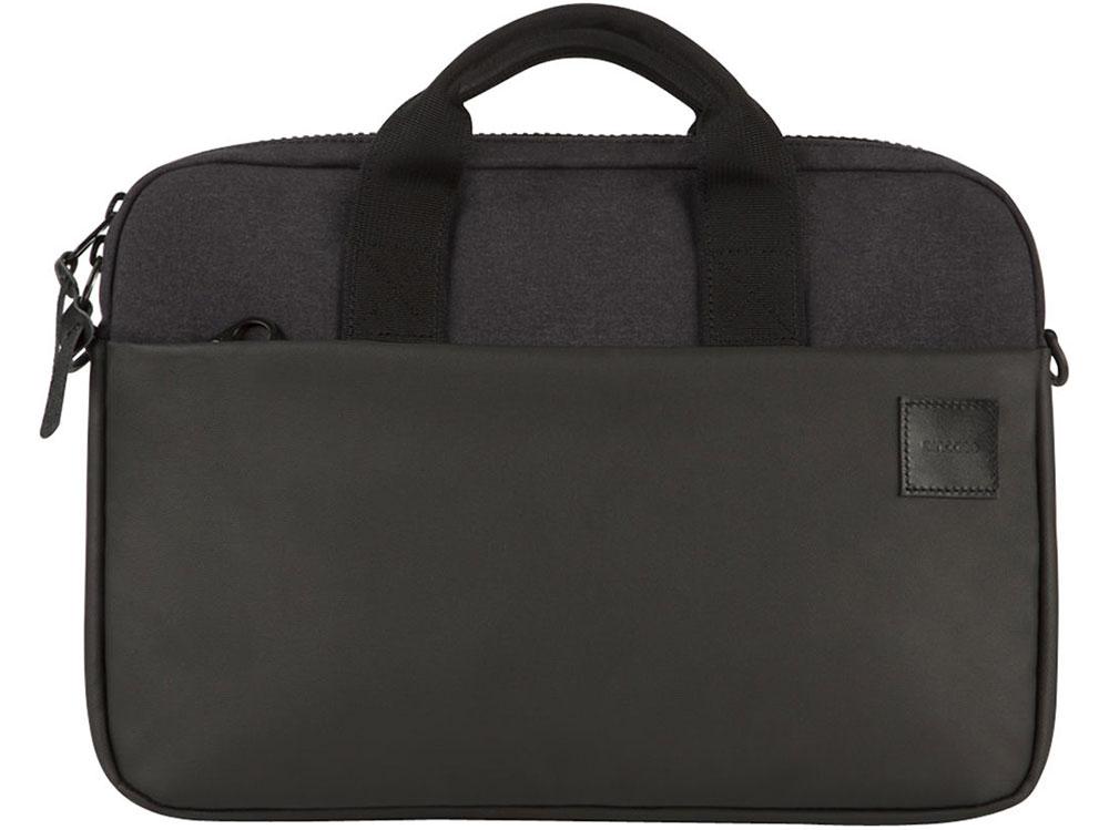 Сумка для ноутбука 13 Incase Compass полиэстер черный INCO300206-BLK рюкзак для ноутбука 17 incase city collection нейлон черный cl55450