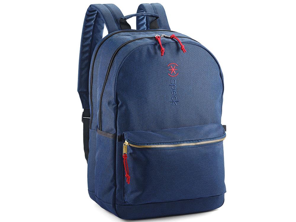 Рюкзак для ноутбука 15.6 Speck Classic 3 Pointer нейлон/полиэстер синий 90697-1596 speck exo module черный