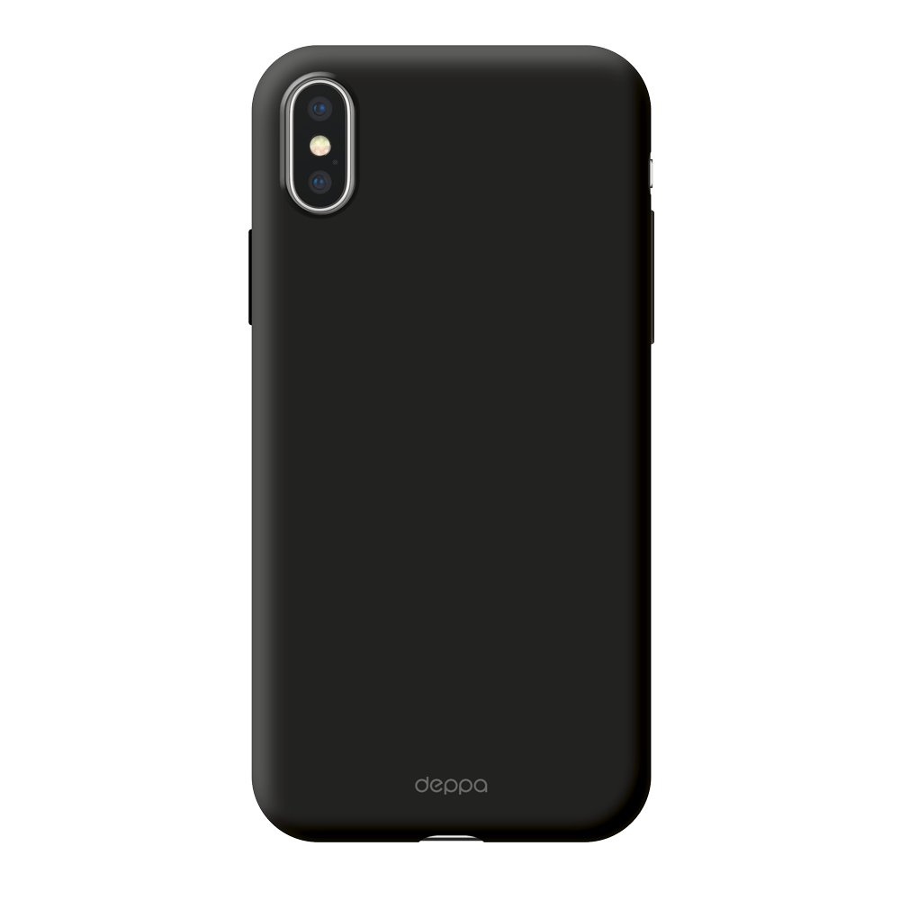 Чехол Deppa Air Case для Apple iPhone X/XS, черный