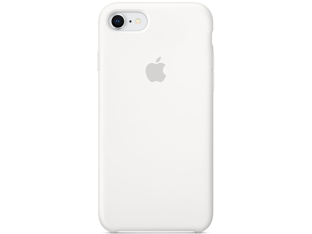 Накладка Apple Silicone Case для iPhone 8 iPhone 7 белый MQGL2ZM/A чехол для apple iphone 8 7 silicone case pink sand