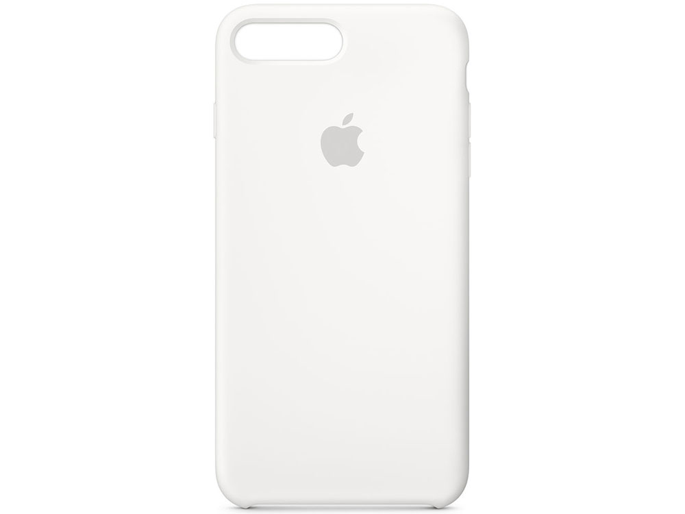 Чехол-накладка для iPhone 7 Plus/8 Plus Apple Silicone Case White клип-кейс, силикон