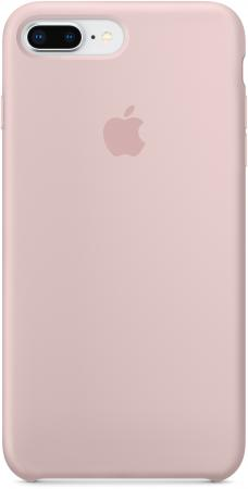 Чехол-накладка Apple MQH22ZM/A для iPhone 7 Plus iPhone 8 Plus розовый cellular line fine чехол для apple iphone 7 plus 8 plus clear