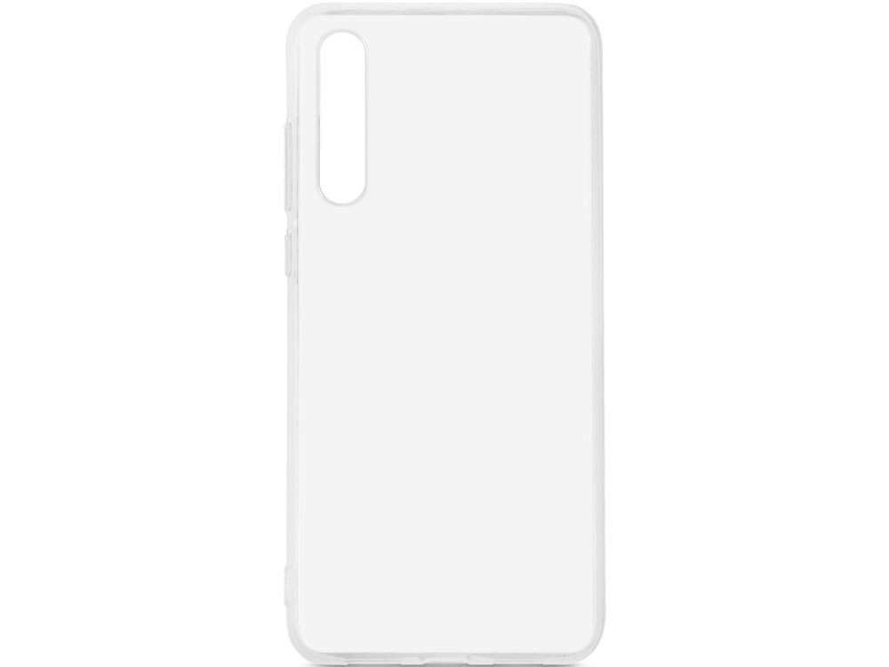Чехол-накладка для Huawei P20 DF hwCase-49 клип-кейс, полиуретан клип кейс huawei для p20 black