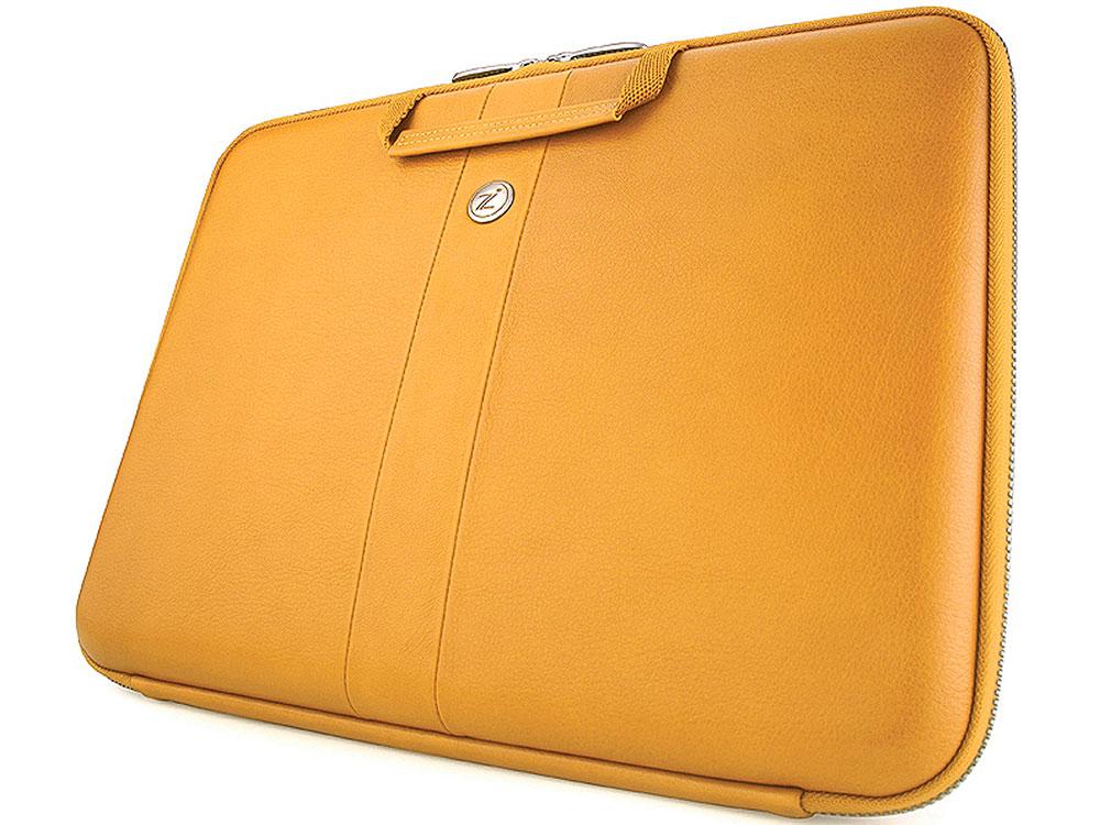 Сумка для ноутбука 11 Cozistyle Smart Sleeve кожа желтый CLNR1103 цена