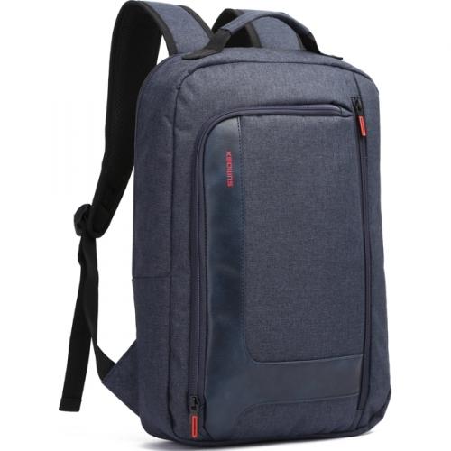 Рюкзак для ноутбука 15.6 Sumdex PON-262NV синтетика синий синий PON-262NV сумка для ноутбука 15 sumdex pon 351bu синий
