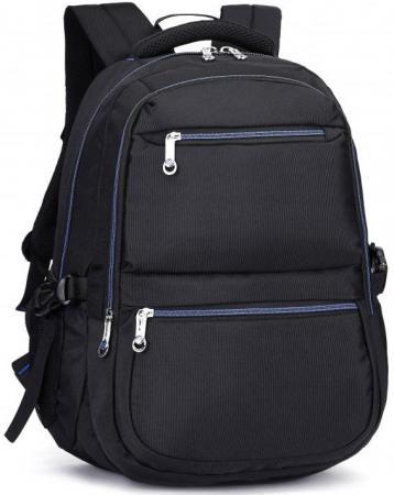 Рюкзак для ноутбука 15.6 Continent BP-101 BB полиэстер черный рюкзак adidas real id bp цвет белый cy5618