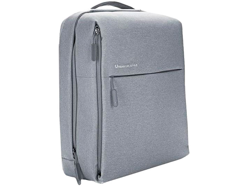 Рюкзак Xiaomi Mi City Backpack Light Grey рюкзак xiaomi mi college casual shoulder bag light grey 74484