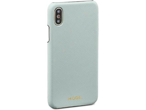 Накладка dbramante1928 London для iPhone X мятный LOIXMIMI5099 чехол накладка dbramante1928 london для iphone 8 7 6s 6 материал натуральная кожа пластик цвет черный