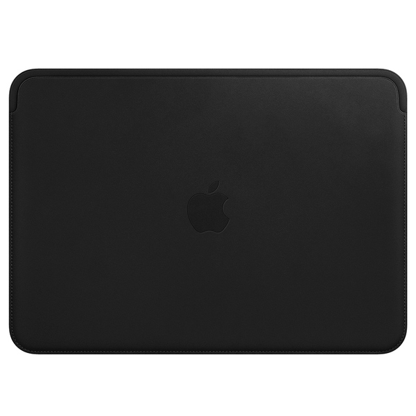 Чехол для ноутбука Apple Leather Sleeve 12 MacBook - Black MTEG2ZM/A