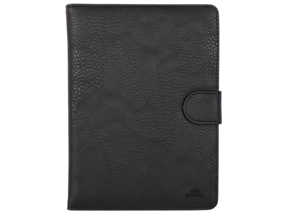 Чехол-книжка универсальный для планшета Riva 3014 Black книжка, полиуретан