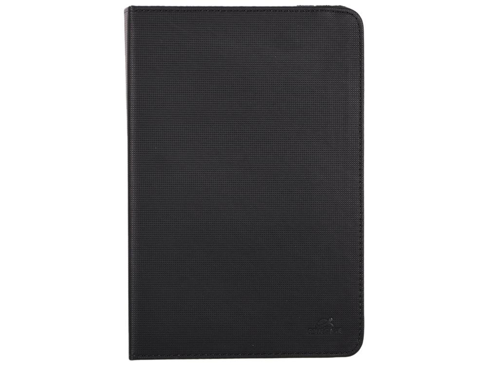 Чехол-книжка универсальный для планшета Riva 3214 Black книжка, полиуретан