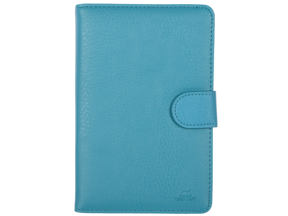 """Чехол-книжка универсальный для планшета 7"""" Riva 3012 Blue книжка, полиуретан"""