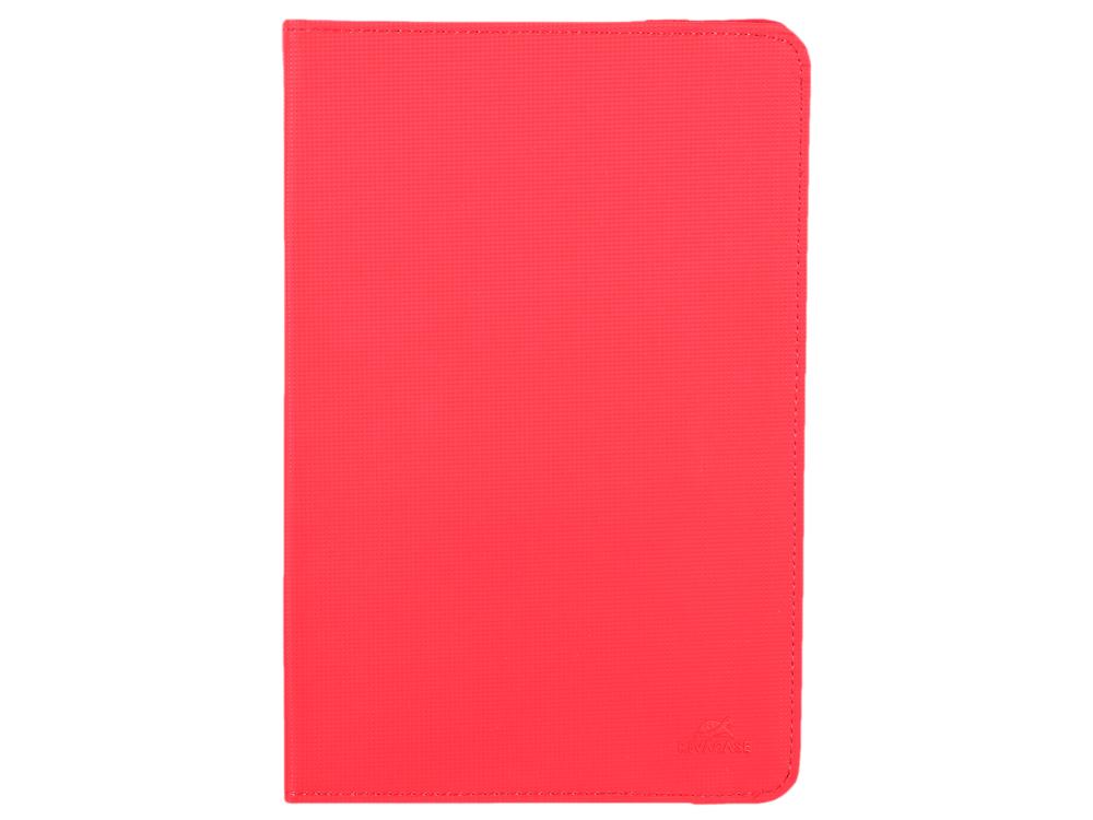 Чехол-книжка универсальный 8 RIVACASE 3214 Red флип, полиуретан чехол книжка rivacase 3014 для планшета 8 черный