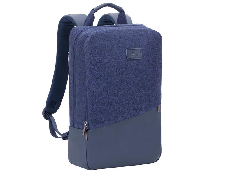 Рюкзак для ноутбука 15 RivaCase 7960 blue рюкзак для ноутбука samsonite рюкзак для ноутбука 15 6 2wm 38 5x64 5x18 см