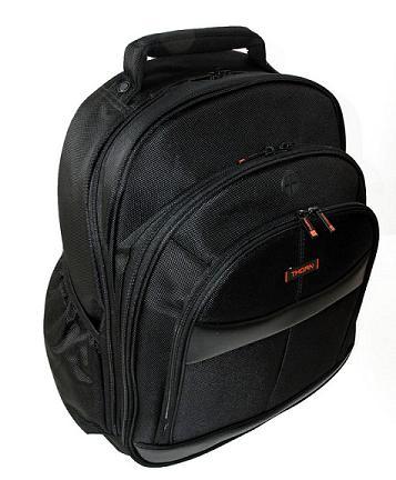 Рюкзак для ноутбука 15.4 THORN TZ25-5G черный рюкзак для ноутбука 17 incase city collection нейлон черный cl55450
