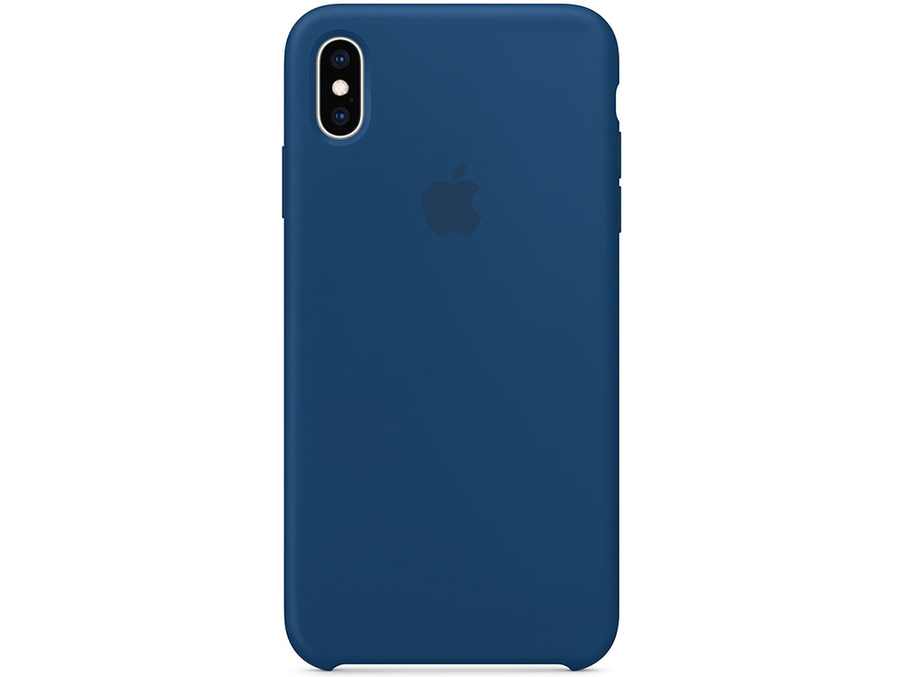 iPhone XS Max Silicone Case - Blue Horizon цена
