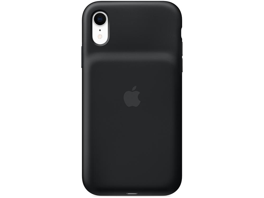 iPhone XR Smart Battery Case - Black jakcom r3f smart ring size 10 black