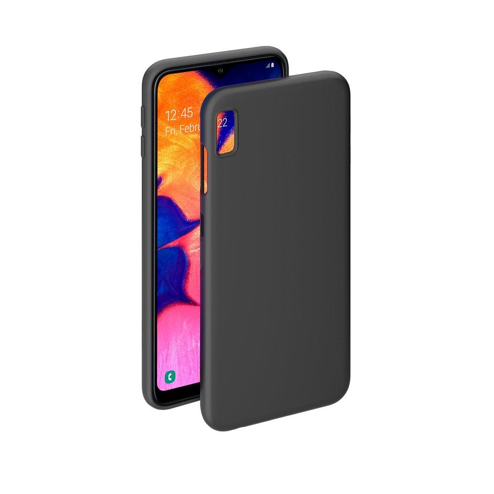 Чехол Deppa Gel Color Case для Samsung Galaxy A10 (2019), чёрный чехол flip case highscreen winjoy чёрный