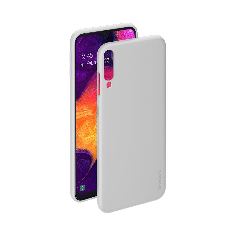 Чехол Deppa Gel Color Case для Samsung Galaxy A50 (2019), белый стоимость