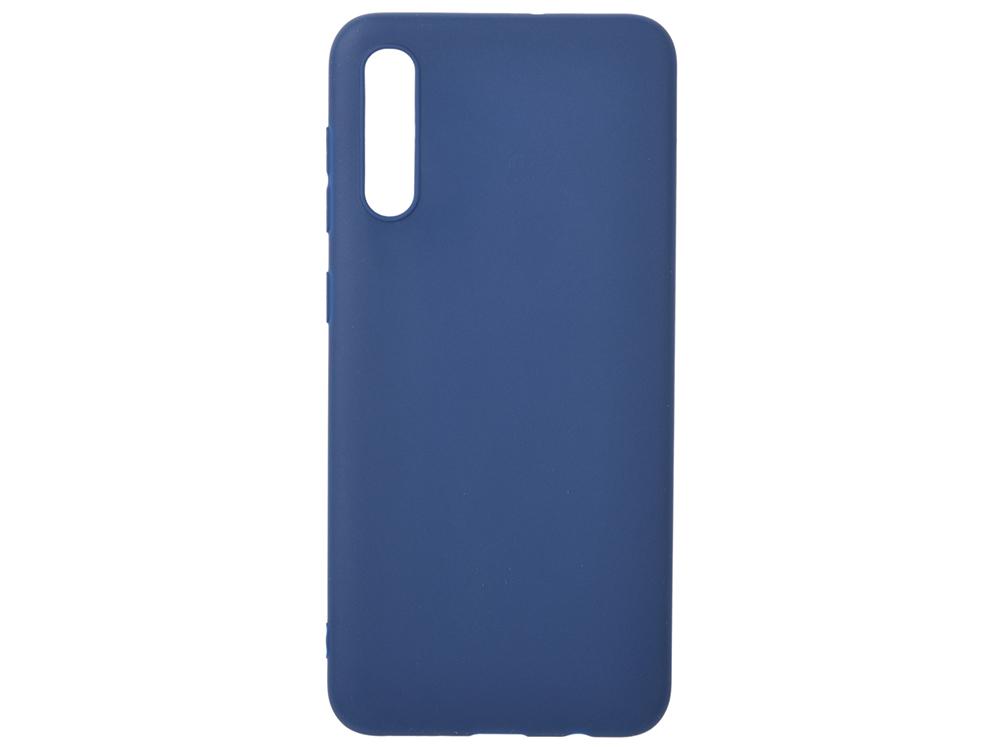 Чехол Deppa Gel Color Case для Samsung Galaxy A50 (2019), синий
