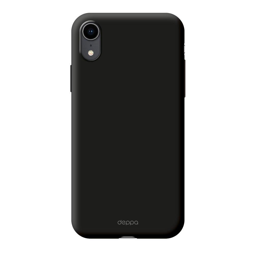 Чехол Deppa Air Case для Apple iPhone XR, черный чехол deppa чехол air case для xiaomi mi6 черный deppa