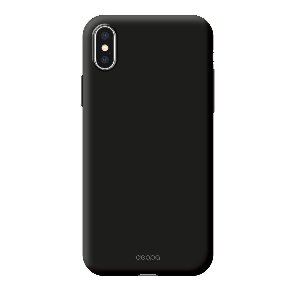Чехол Deppa Air Case для Apple iPhone XS Max, черный чехол deppa чехол air case для xiaomi mi6 черный deppa