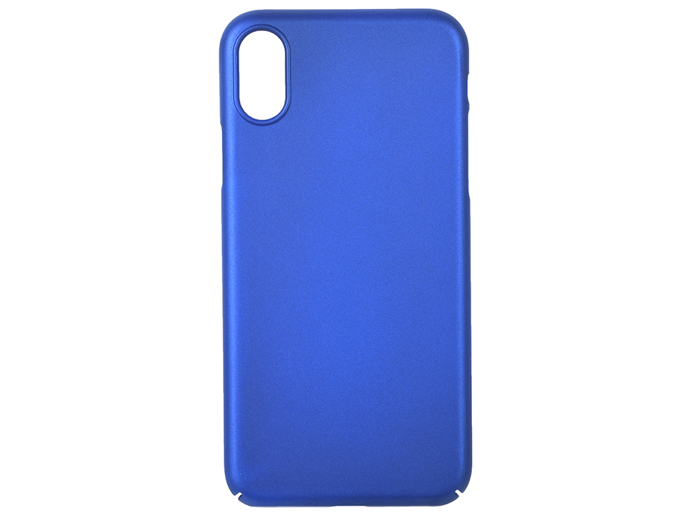 Чехол Deppa Air Case для Apple iPhone X/XS, синий цена